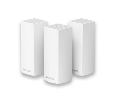 DISH Smart Home Services - Linksys Velop Mesh Router - Sherman, Texas - Cavender Home Theater - DISH Authorized Retailer
