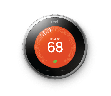 DISH Smart Home Services - Nest Learning Thermostat - Sherman, Texas - Cavender Home Theater - DISH Authorized Retailer